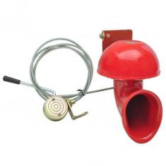 Claxon electric sunet de taur 12 V - Claxon Moto
