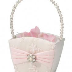 Blush roz coș de flori