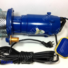 Pompa apa sumersibila cu plutitor - Micul Fermier 230V / 750 W - - Pompa gradina