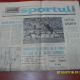 Ziar    Sportul             11  06   1968