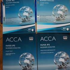 ACCA P3 Business Analysis BPP(June 2014) - Curs Economie