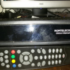 Receiver Dolce interactiv ADB dolby digital