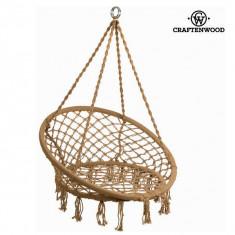 Hamac rotund de agățat by Craften Wood