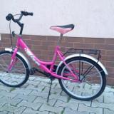 Vand Bicleta copii DHS Princess 20 stare foarte buna