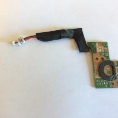 Modul / buton pornire / power laptop Toshiba Satellite A505 ORIGINAL! Foto reale - Modul pornire