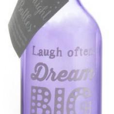 De multe ori razi - Sticlă Starlight - Cos fum