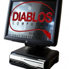 Sistem POS Acer Veriton L460, E8400, Touch ELO 1529L 15 inch