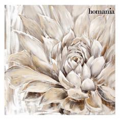Tablou floare albă by Homania - Pictor roman