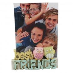 Frame juliana Resin Inscripția Photo '' cei mai buni prieteni 4