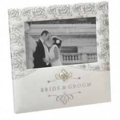 Fotografie de nunta cadru PU Rose design 4