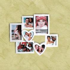 Ramă Foto Romantică cu Inimioare (7 fotografii) - Tableta Utok
