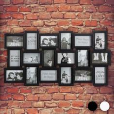 Ramă Foto Multiplă XXL (18 fotografii) - Tableta Utok