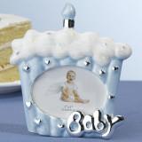 Tort Pat cadru 2x3 Albastru - Lumanari tort copii