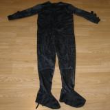 Costum carnaval serbare batman pentru copii de 9-10 ani - Costum Halloween, Marime: Masura unica, Culoare: Din imagine