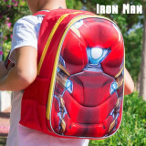 Ghiozdan 3D Ironman
