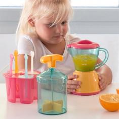 Joc Aparat de Înghețată pentru Copii (4 piese) - Jocuri Stiinte