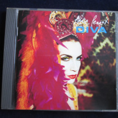 Annie Lennox - Diva _ cd, album, RCA(EU) _ anii'90 - Muzica Pop rca records