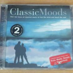 Classic Moods 2CDs (Bach, Debussy, Vivaldi, Liszt, Puccini, Delius, Bizat) - Muzica Clasica decca classics