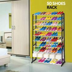 Stativ pentru Pantofi 50 Shoes Rack - Raft/Etajera