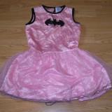 Costum carnaval serbare batman batgirl pentru copii de 6-7 ani - Costum Halloween, Marime: Masura unica, Culoare: Din imagine