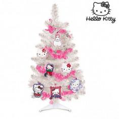 Pom De Crăciun Hello Kitty Cu Decorațiuni