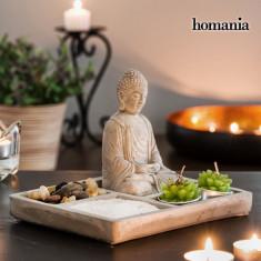 Grădină Zen Decorativă cu Buda Homania - Legume