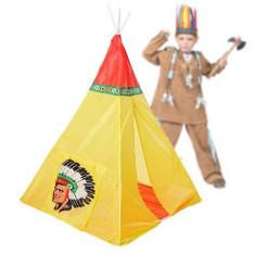 Cort de Joacă Indian - Spatiu de joaca