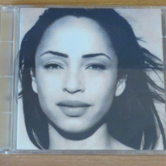 Sade - The Best of Sade CD (1994) - Muzica R&B sony music