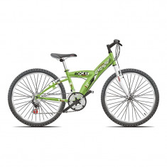 Bicicleta Cross Rocky 24