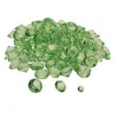 Diamant Confetti - Lime asortate Dimensiuni 12mm 9mm 5mm