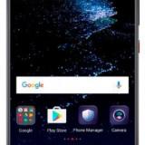 "Telefon Mobil Huawei P10, Procesor Octa-Core 2.4/1.8 GHz, LTPS 5.1"", 4GB RAM, 64GB Flash, 12+20MP, Wi-Fi, 4G, Dual Sim, Android (Negru)"