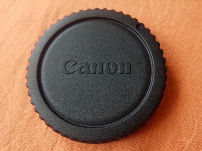 CANON-capac original pt DSLR -Body (400D) foto mare