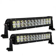 Proiector LED EPISTAR Auto 72W 12/24V  SUV 4x4  COMBO HIGH POWER AL-TCT-3298