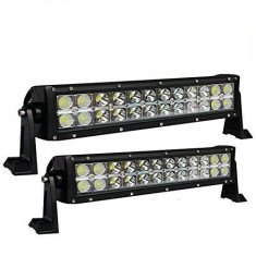 Proiector LED EPISTAR Auto 72W 12/24V  SUV 4x4  COMBO HIGH POWER AL-TCT-3298