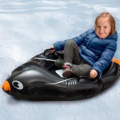 Snow Boogie Gonflabilă Pinguin - Anvelope offroad 4x4