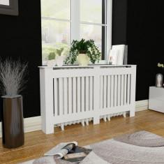 Dulap mască calorifer radiator din MDF 152 cm, alb - Dulap baie