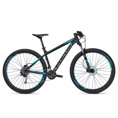 Bicicleta Focus Whistler Pro 29 20G magicblackmatt 2017 - 460mm (M) - Mountain Bike