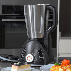 Robot de Bucătărie Mix Compact 4022 - Perii Aspiratoare