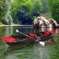 Canoe Gonflabil (2 persoane) - Caiac Canoe