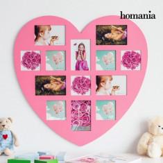 Ramă Foto Pink Heart Homania (13 poze) - Tableta Utok