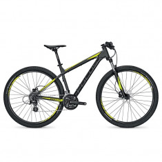 Bicicleta Focus Whistler Evo 27 24G magicblackmatt 2017 - 440mm (M) - Mountain Bike