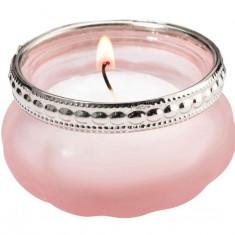 Set de 4 Pink tealight Cupe - Blush
