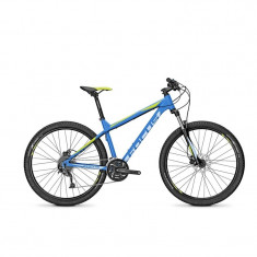 Bicicleta Focus Whistler Evo 27 27G albastra 2016-480 mm - Mountain Bike