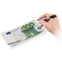 Carnet Notițe 100 Euro (Mari Dimensiuni)