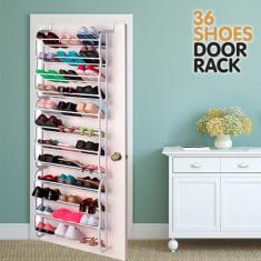 Pantofar de Ușă Door Rack (36 perechi) - Pantofar hol