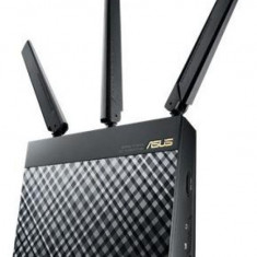 Router Asus 4G-AC55U, Gigabit, Dual Band, 1200 Mbps, 4G, 3 Antene Externe - Router wireless