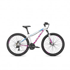 Bicicleta Focus Whistler Core Donna 27 21G alba 2016-400 mm - Mountain Bike