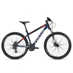 Bicicleta Focus Whistler Evo 27 24G royalblue 2017 - 400mm (S) - Mountain Bike