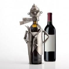 Suport de Sticle Metalic Schior - Suport sticla vin