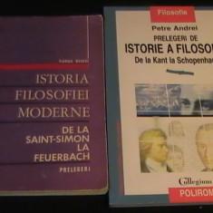 PRELEGERI- IST. FILOSOFIEI-DE LA S. SIMON-LA FEUERBACH, -KANT-SCHOPENHAUER-